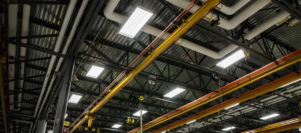 Proiectare instalaii de iluminat industrial